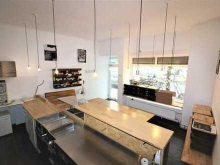 KREUZBERG: Wrangelstr.: Gastrofläche inkl. Produktionsküche mit ca. 120 m² per SOFORT zur ÜBERNAHME