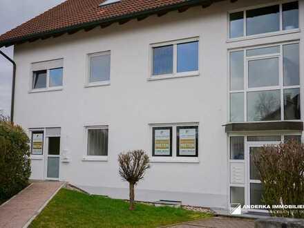 Barrierefreie 3-Zimmer Wohnung mit Garten in Burgau zu vermieten!
