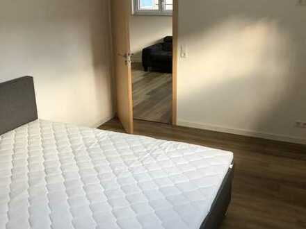 Preiswerte, neuwertige 2-Zimmer-Maisonette-Wohnung mit EBK in Owingen