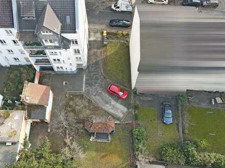 Unbebautes Grundstück in Frankfurt-Griesheim!
