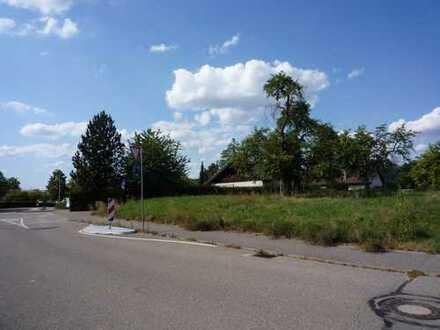 Grundstück für ein Einfamilien- o. Doppelhaus in Best-Lage