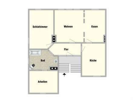 3-Zimmerwohnung Innenstadt!