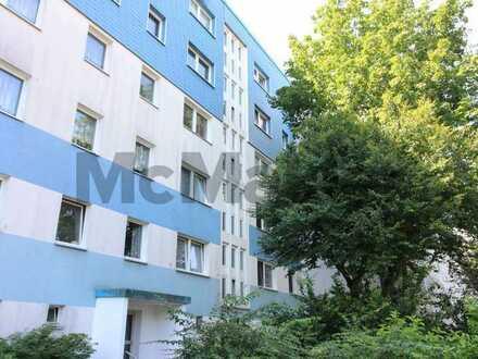 Interessantes Anlegerobjekt in Universitätsstadt Greifswald: Gepflegte 4-Zimmer-Wohnung mit Balkon