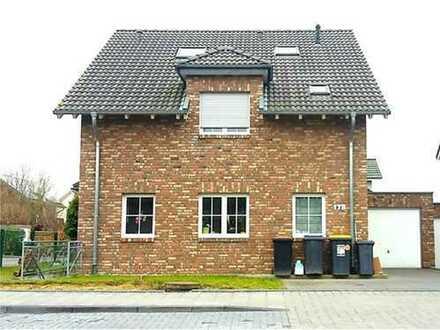 Freistehendes verklinkertes Haus in Zündorf zu verkaufen