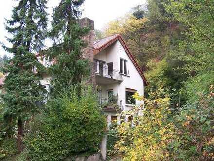 4 Zi,Kü,Bad HD-Rohrbach in idylischer Lage