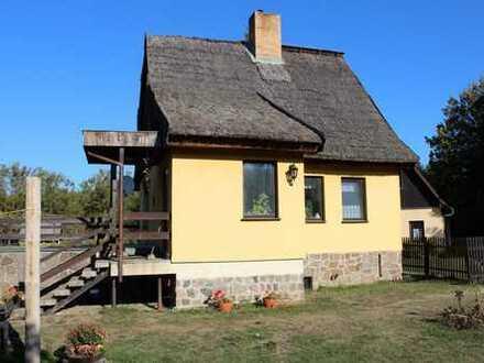 Einmalig in der Uckermark, Wohnobjekt in Alleinlage am Waldrand unweit von Templin (UM)
