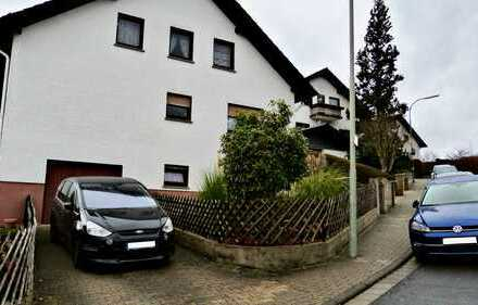 Großzügige 3-Zimmer-Souterrain-Wohnung mit Terrasse in Hain-Gründau