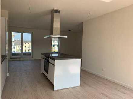 Neubau Erstbezug: Penthouse-Wohnung in 1A Läge über den Dächern von St. Georg!