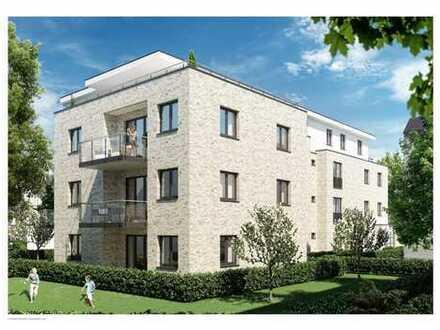 Erstbezug: stilvolle 4-Zimmer-Wohnung mit EBK und Balkon in Hamburg-Bahrenfeld