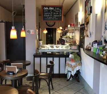 Schickes und gemütliches Café in ** FRANKFURT **