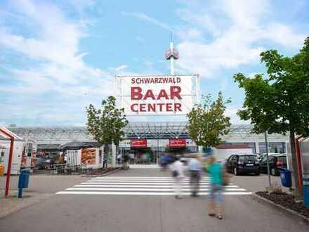 Top Einzelhandelsfläche im Schwarzwald-Baar-Center Villingen-Schwennigen zu vermieten
