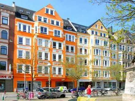 3-Zimmer Wohnung/Dusche & Badewanne/Einbauküche/Citylage/Renoviert
