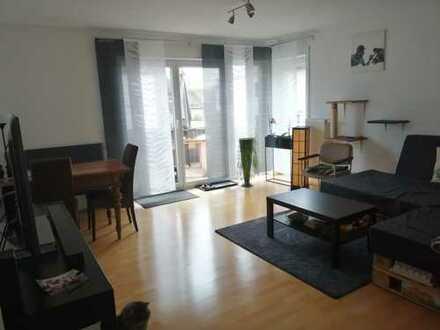 Ruhige & gepflegte 3-Zimmer-Wohnung mit Balkon und Einbauküche in Zentrumsnähe