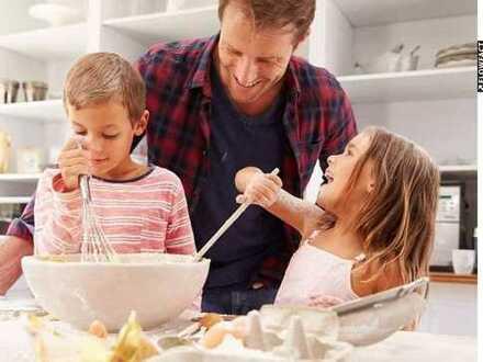 Mami, Papi - hat dann jeder ein eigenes Kinderzimmer und einen Garten?