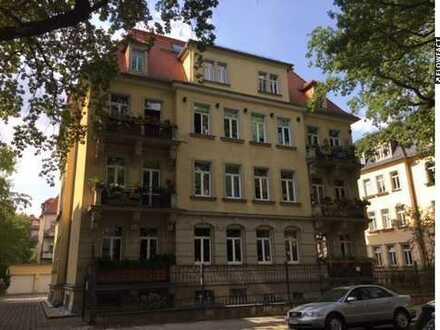 Schicke 3-Raum-Dachgeschosswohnung in Dresden-Striesen