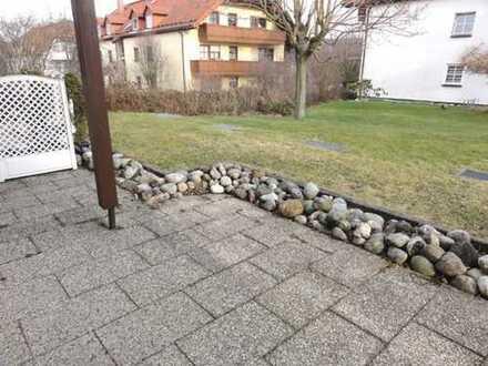 Hübsche 2-Zimmer-Terrassenwohnung in Höckendorf!