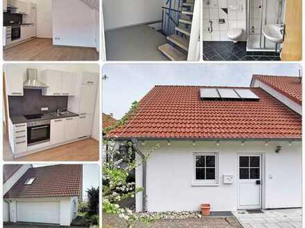 Neu renovierte1-Zimmer-Wohnung mit Einbauküche in Ellwangen-Rindelbach