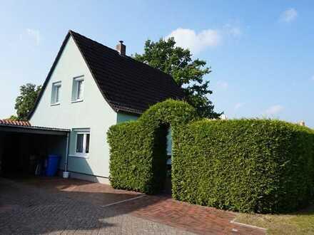 Gemütliches Einfamilienhaus für Gartenfreunde