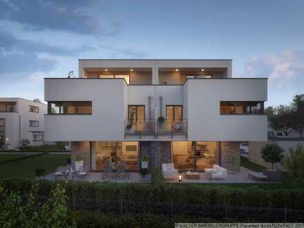 WALSER: Modern und familiengerecht! Attraktive Architekten-DHH in Seenähe