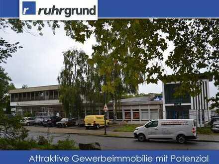 Gewerbeimmobilie mit Potenzial in Herne-Sodingen!