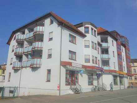 Schöne 2-Raum-Wohnung in Marienthal, 1.OG, BJ 1995, Balkon, Aufzug, TG-Stellplatz