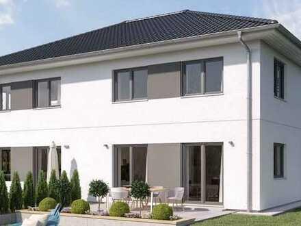 Doppelhaus bei Krumbach
