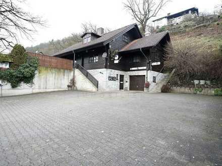Gaststätte mit Einliegerwohnung als Kapitalanlage mit ca. 700 m² bebaubarem Grundstück