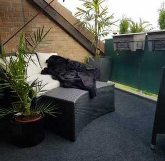 Schöne 2-Zimmer-Dachgeschosswohnung mit Balkon und gehobener Ausstattung in Hannover-Ahlem