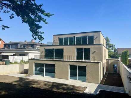 WOHNUNG AM STADTPARK mit XXL-Sonnenterrasse -Exklusives 5-Parteien-Neubauprojekt!