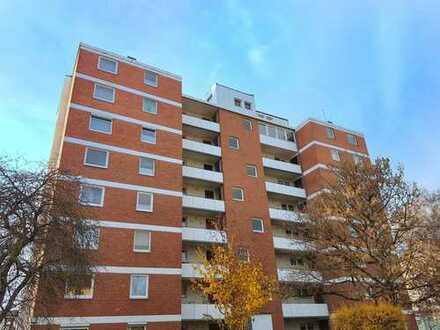Penthouse-Flair   Atemberaubende 4- bis 5-Zimmer-Wohnung mit 2 Garagen & Aufzug   Aufteilung möglich
