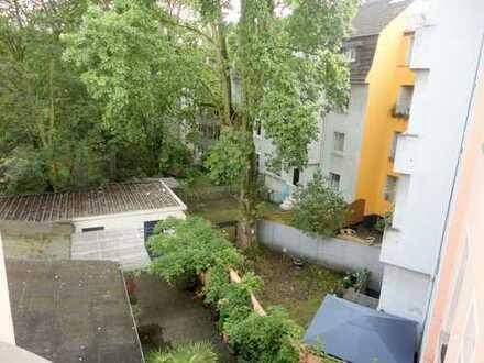2 Zimmerwohnung mit großer Wohnküche Kernsaniert ( DU- Neudorf )