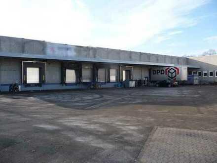 Ca. 6.250 m² Lagerhalle in Celle OT Altencelle zu vermieten!