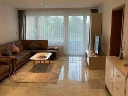 Luxuriöse 4-Zimmer-Wohnung inkl. Einbauküche in saniertem Gebäude