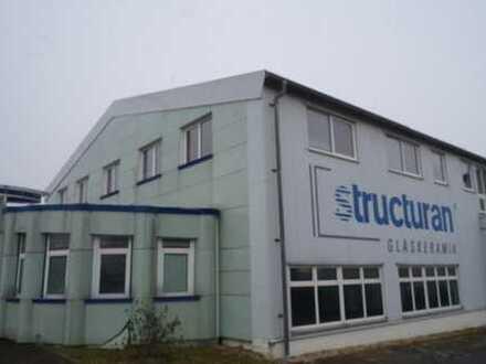 Renovierte Büroflächen mit Möglichkeit zur Anmietung von 325 m² Produktionsfläche