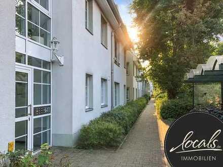 Beliebtes Potsdam-Golm! Vermietete 2 Zimmer-Wohnung mit Sonnenbalkon und Stellplatz!