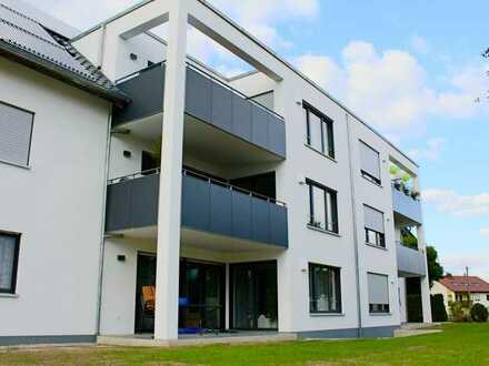 Neuwertige EG Traumwohnung mit unschlagbaren Nebenkosten - Rundum-Sorglos, PV-Strom, Hausmeister