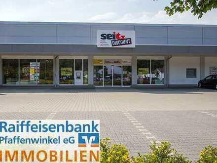 LAGERRAUM - ca. 230 m² - in Peißenberg befristet zu vermieten!