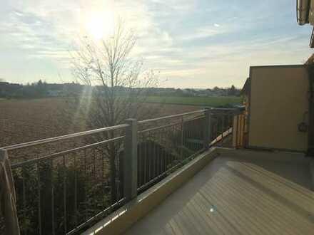 Ruhige 2,5-Zimmer Wohnung mit Panorama-Südbalkon