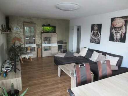 Charmante 3,5-Zimmer-Terrassenwohnung mit Einbauküche in Aalen