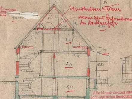 Gersthofen EFH Haus mit großem Grundstück, WG geeignet für 5 Per.