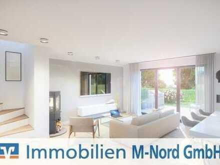 Neubau: Tolles Mittelhaus in Top Lage von München-Feldmoching