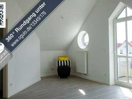 helle und moderne 2 Zimmerwohnung mit sonnigem Balkon und Stellplatz