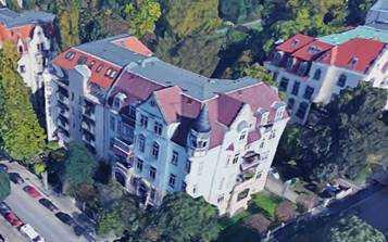 Eigentum im Universitätsviertel