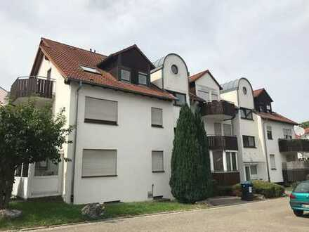Attraktive 3-Zimmer-Maisonette Wohnung in Winnenden