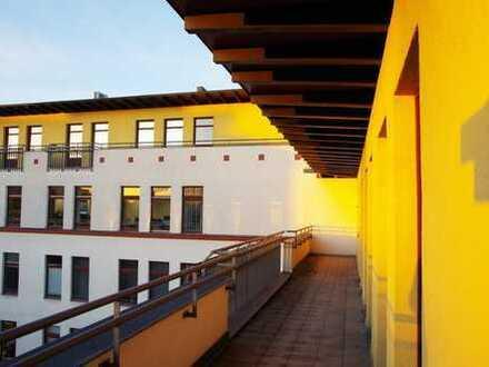 Büroeinheit mit gr. Dachterrasse im Graphischen Viertel, Teeküche, Lift, Tiefgarage mgl.