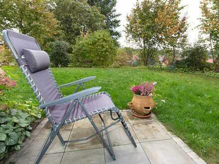 Gemütliche 2-Zimmer-Wohnung zum Wohlfühlen (mit kleiner Terrasse und Zugang zum Garten)