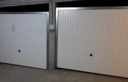 Abgeschlossene Garage, sofort verfügbar!