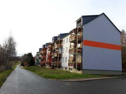 Vollsanierte tolle Whg5 ZKBB - Saalfeld OT Dittrichshütte - 770 Warm 2x Dachterrasse und Einbauküche