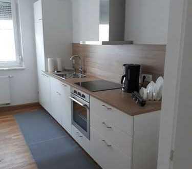 2 Zimmer Whg. möbiliert in bester Innenstadtlage, nahe Ringpark