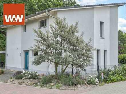 Wohngesundes Einfamilienhaus mit Homeoffice